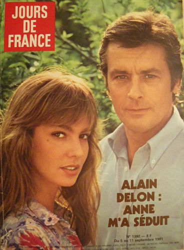 anne parillaud alain delon