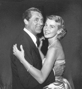 cary grant et Betsy Drake
